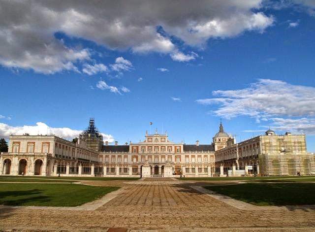 Excursión Palacio de Aranjuez Toledo