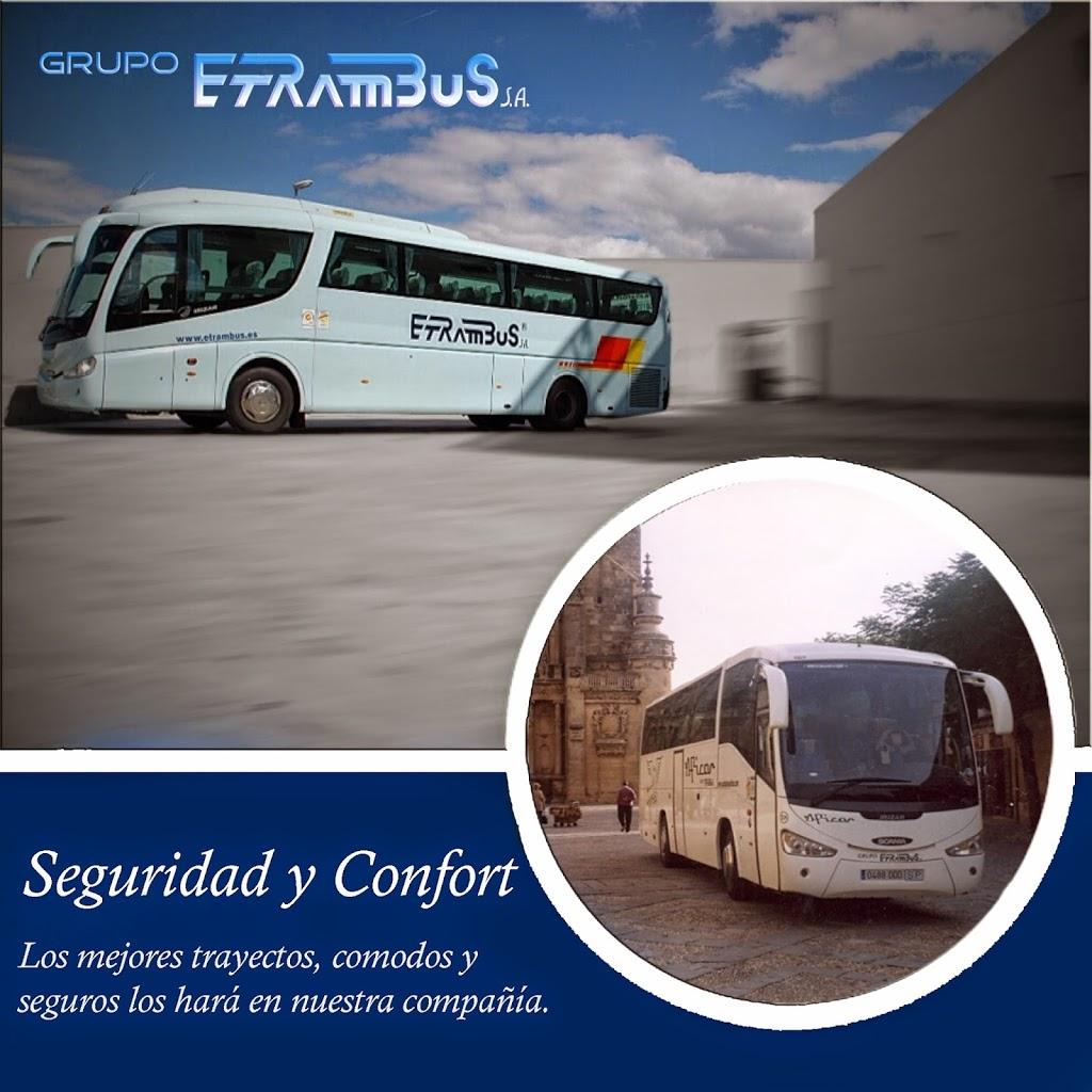 Alquiler de autocares Etrambus