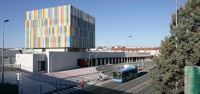 terminales de autobuses modernas estacion de avila