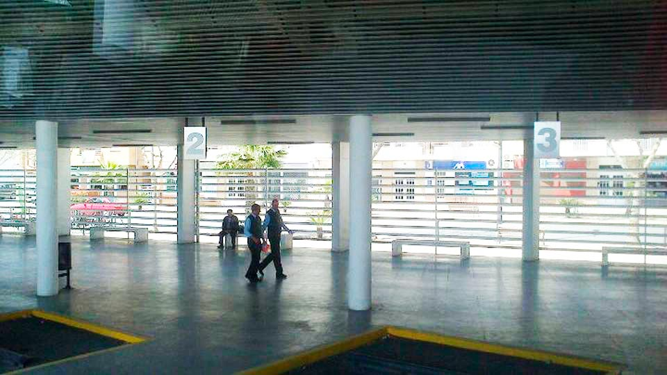 terminales de autobuses modernas estacion de baeza