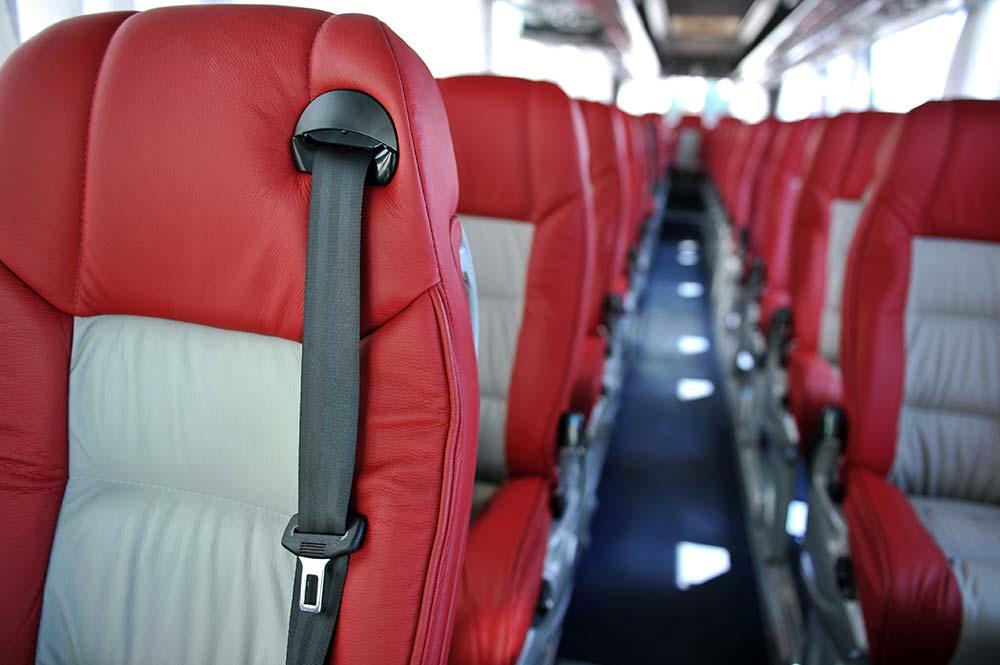 consejos para no marearse en autobus