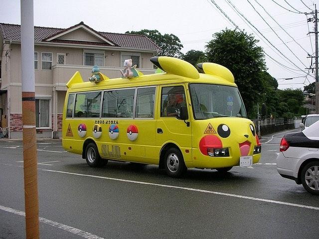 autobus-pikachu
