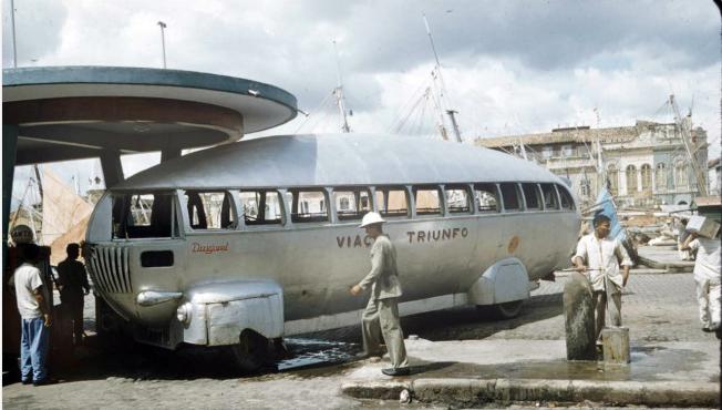 autobus zeppelin