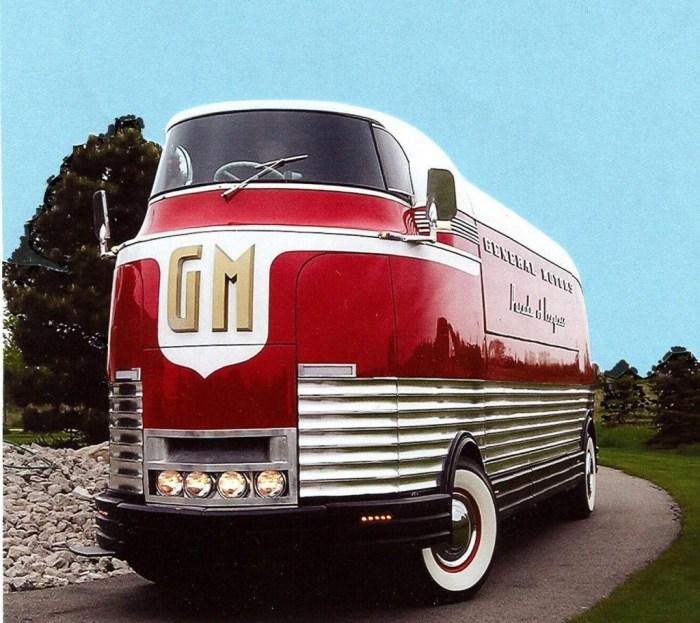 autobus futurliner