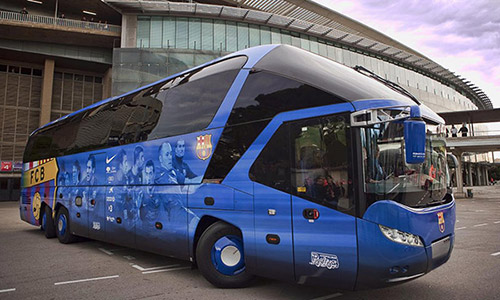 Autobús del Barça