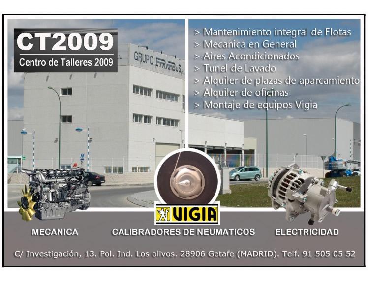 Centro de talleres 2009