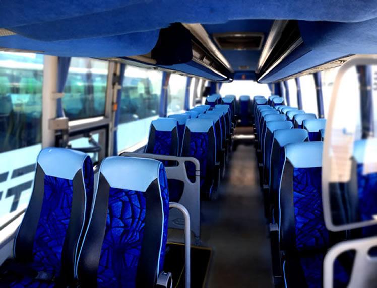 Alquiler de microbus en madrid