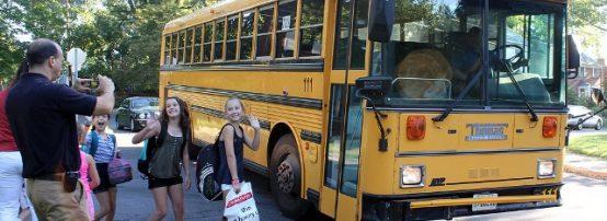 Beneficios del autobús escolar