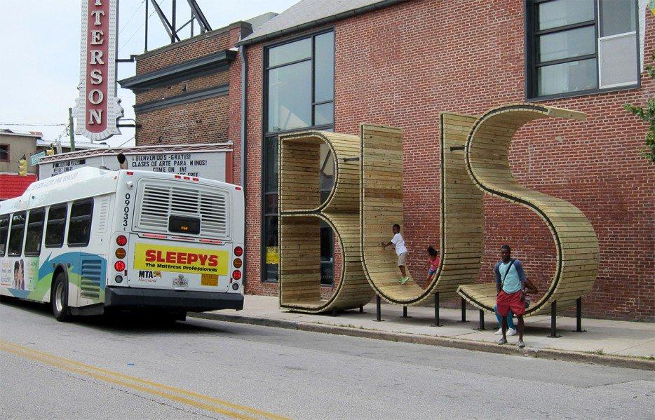 imagen destacada del artículo sobre 5 paradas de autobús impresionantes