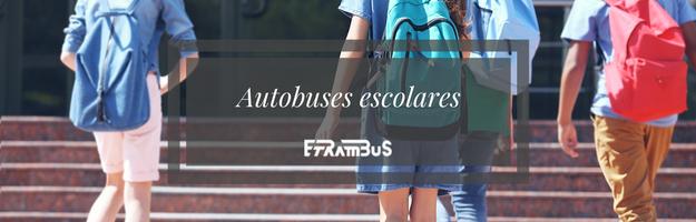Imagen destacada de la página autobuses escolares