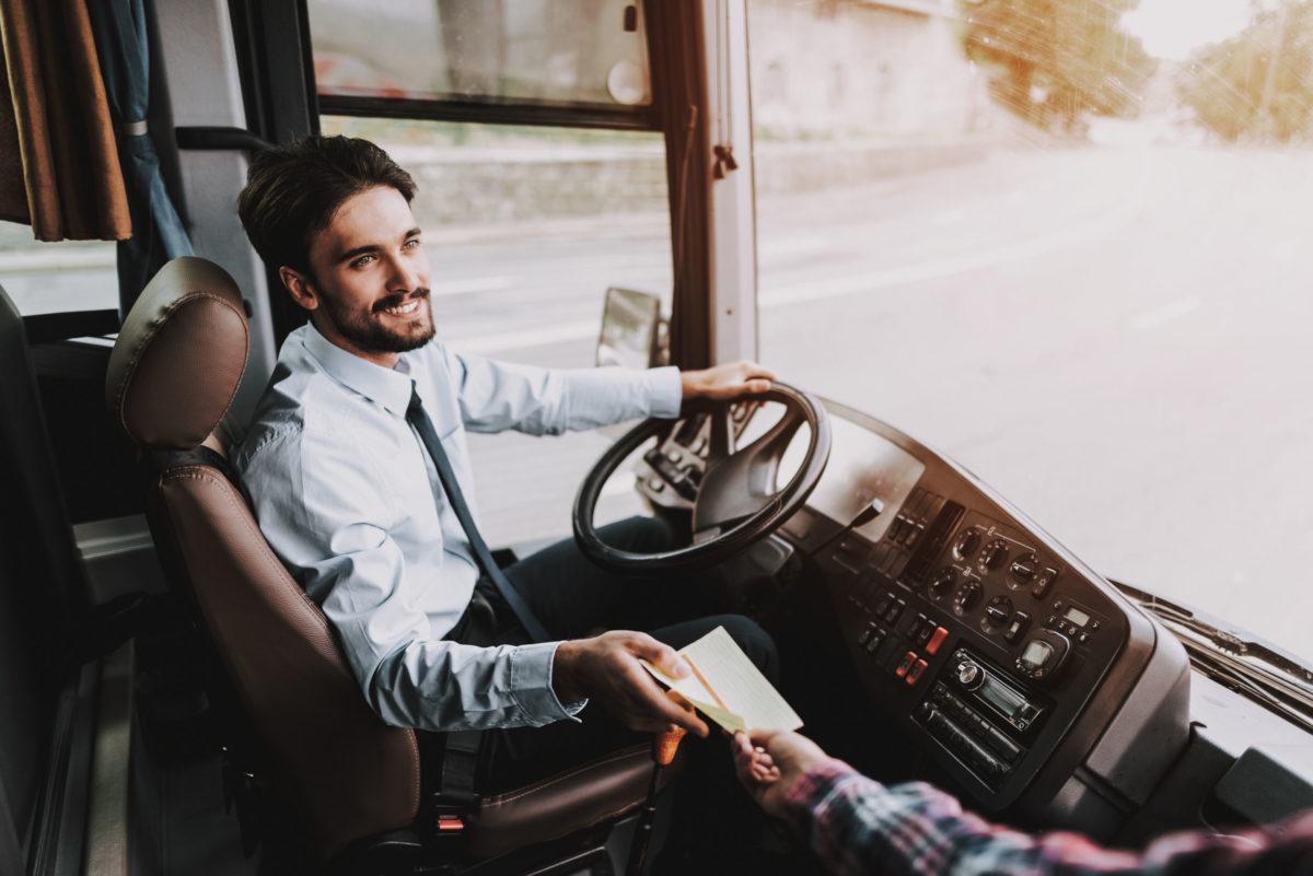 Los tres tips básicos para cualquier conductor de autobuses