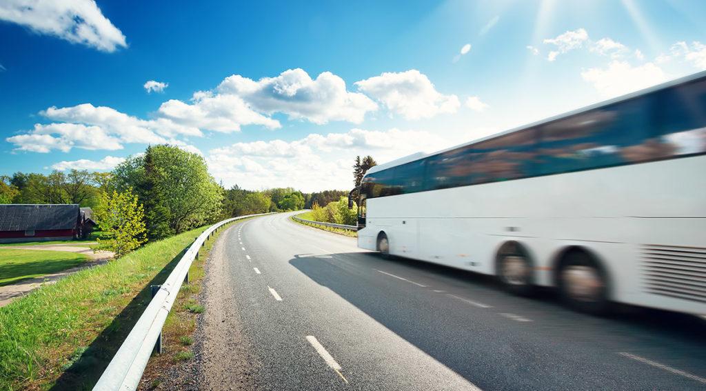 Alquiler de autobus para bodas en Madrid