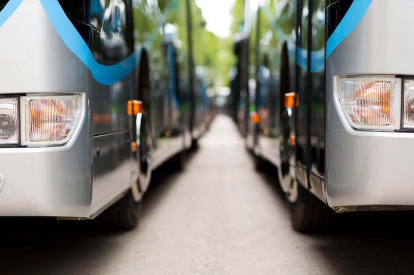 tipos de autobuses